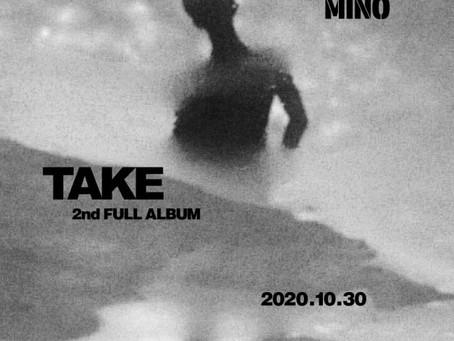 WINNER Сон Минхо вернется 30 октября с новым альбомом