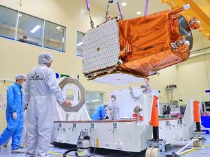 Южная Корея запустит в марте спутник наблюдения среднего размера