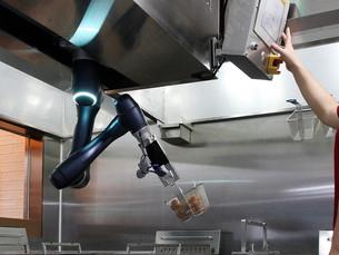 Kyochon начала внедрять роботов для жарки курицы