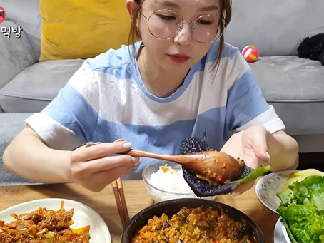 Корейцы защищают кимчи и ссам от Китая