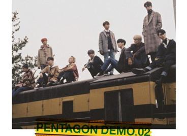 Группа PENTAGON возвращается 22 ноября, представит второй альбом с авторскими песнями