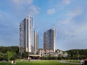 Hyundai E & C открывает роскошные жилые комплексы в Пангё