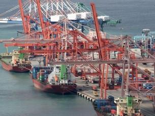 Южная Корея испытывает более резкое падение экспорта, чем сверстники из ОЭСР