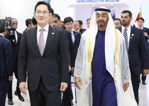 Визит принца ОАЭ в Samsung проливает свет на продажу GlobalFoundries
