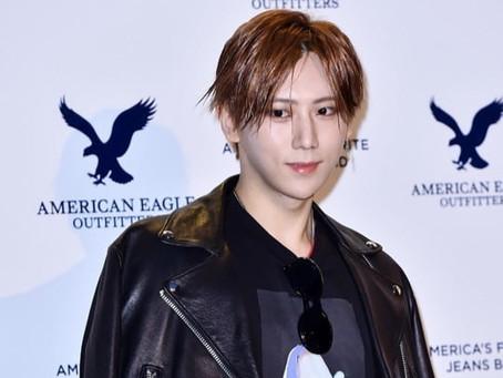 Певец Чан Хёнсын из BEAST прекратил договор с CUBE ENT.