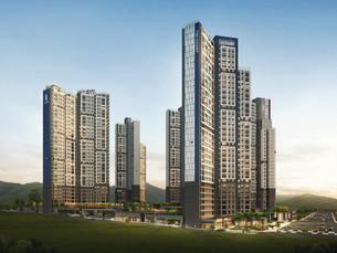 Posco E&C начнет продажу квартир жилого комплекса Sharp Gwangyang Bay Cent в июле этого года