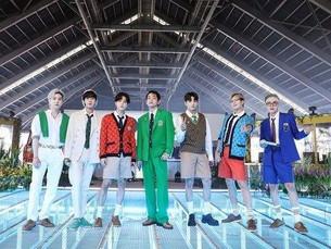 Naver Webtoon создаст контент на базе музыкальной группы BTS
