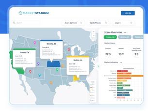 Американский стартап по анализу местоположения получает начальное финансирование от венчурных капита