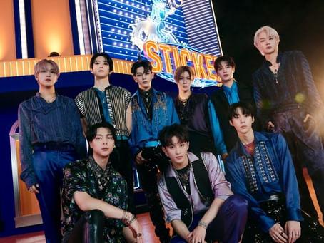 Предзаказы нового альбома NCT 127 «STICKER» превысили 2,12 млн. копий