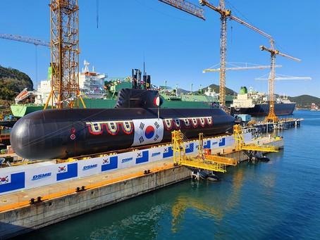 Решение о разработке атомной подводной лодки требует тщательный анализ: Минобороны Южной Кореи