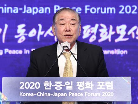 Советник Президента Южной Кореи призывает Сеул выйти из рамок «США или Китай»