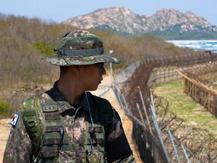 В июне этого года откроется вторая пешеходная тропа в демилитаризованной зоне Корей