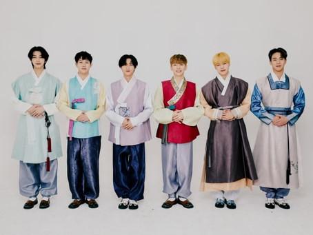 MONSTA X выпустили поздравление по случаю корейского праздника Чхусок
