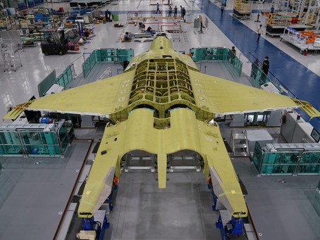 Первый прототип южнокорейского истребителя на завершающей стадии сборки