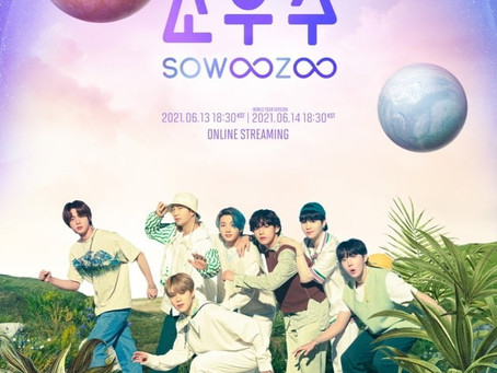 BTS проведут фанмитинг BTS 2021 MUSTER SOWOOZOO