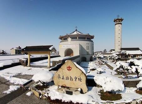 Храм мучеников в Хэми объявлен международным местом паломничества Ватикана