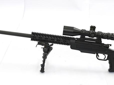 Южная Корея завершила развертывание снайперской винтовки К-14 и ее прибора наблюдения