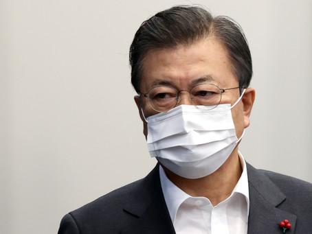 Президент Южной Кореи попал под шквал критики из-за комментариев об усыновлении