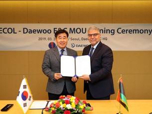 Южнокорейская компания Daewoo E & C решит проблему с электричеством в Ливии