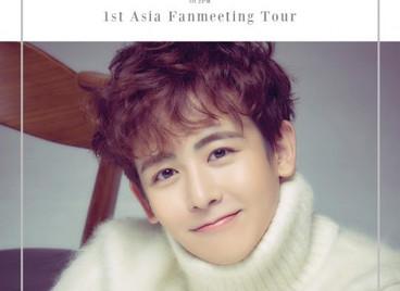2PM Никхун проведет свой первый сольный фанмитинг в Азии – уже распроданы билеты в 5 городах
