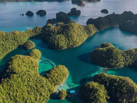 """האי שיארגאו, הוכתר על ידי המגזין האמריקני הנודע """"טיים"""" כאחד מהיעדים האטרקטיביים בעולם לשנת 2021"""
