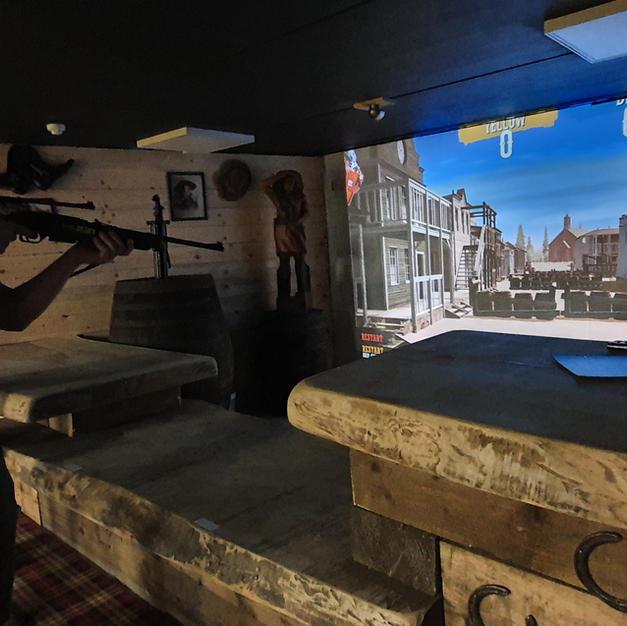 Felmoor Shooting Gallery