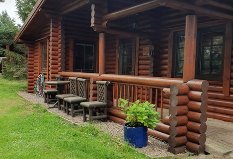 Argyll Log Cabin