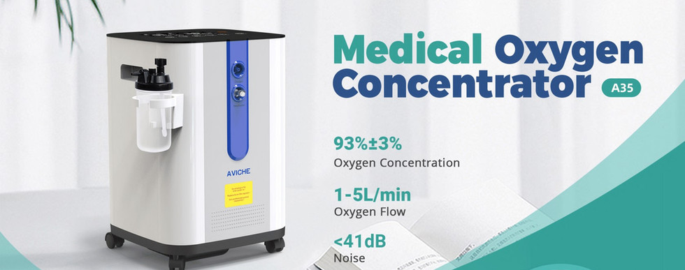A35 Oxygen Concentrator