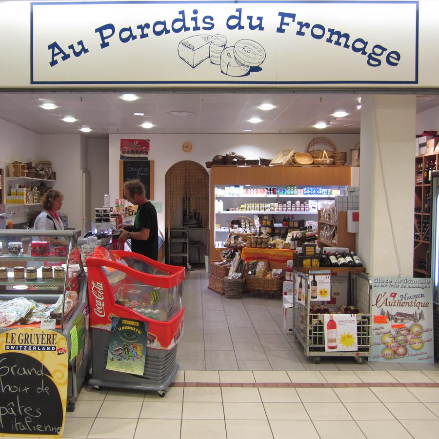 Au paradis du Fromage