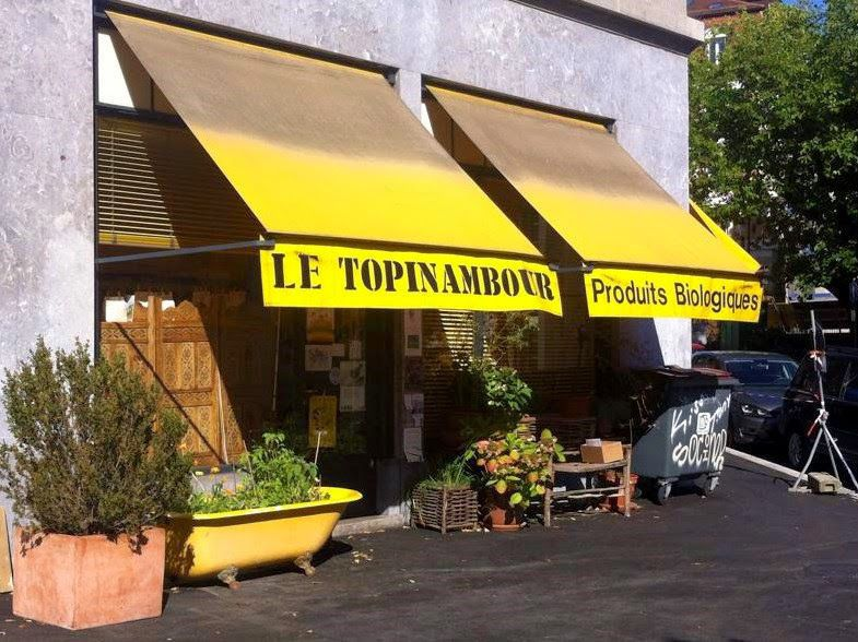 Le Topinambour