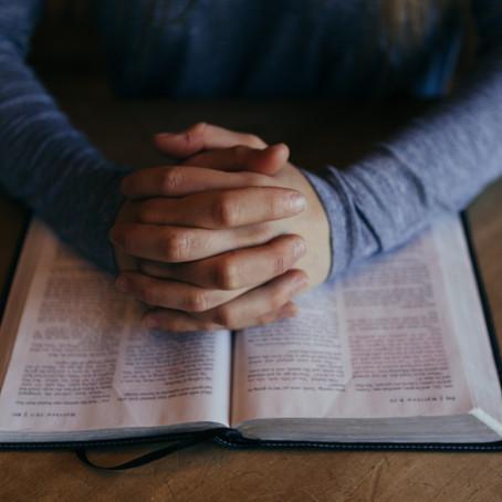 Life of Prayer  |  Discipleship Series 5/6