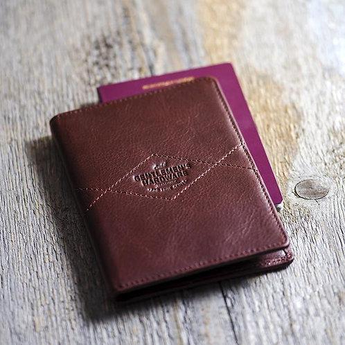 Gentlemen's Hardware Travel Wallet