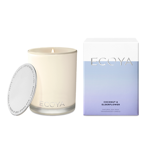 Ecoya Coconut and Elder-flower Madison Jar