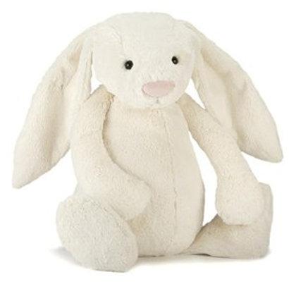 JellyCat Bashful Bunny White