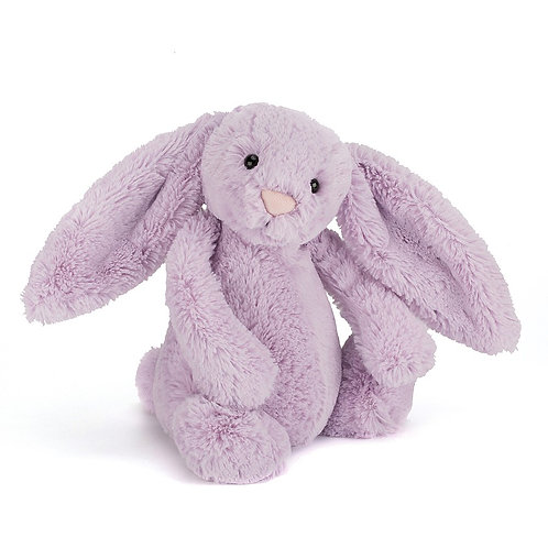 JellyCat Bashful Bunny Purple