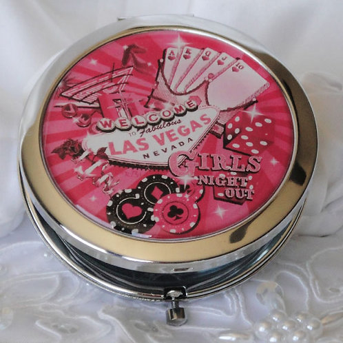 Girls Night Out Compact Mirror