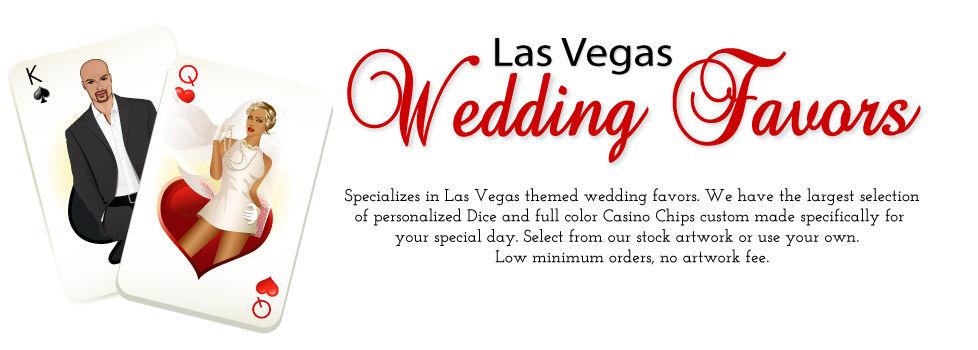 Las Vegas Wedding Favors Las Vegas Nevada