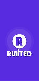 ecran accueil application RUNited