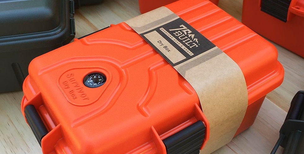 Overland Dry Boxes
