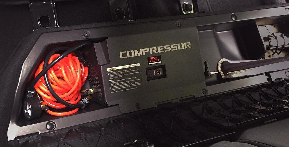 Tacoma Under-Seat Air Compressor Kit