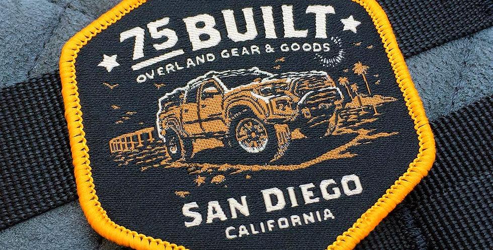 75Built Truck Patch