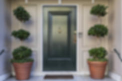 Greendoor with stainless Videodoorbell_1