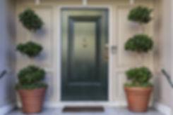 Greendoor with stainless Videodoorbell_1