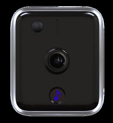Wi-Fi Video Doorbell & Security Cam Bundle Set
