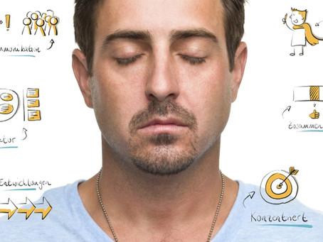 Unterschiede zwischen Hypnose eines Therapeuten und Selbsthypnose.