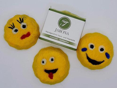 Smiley Avocado Rosmarin