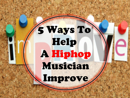 5 Ways to Improve as a Musician