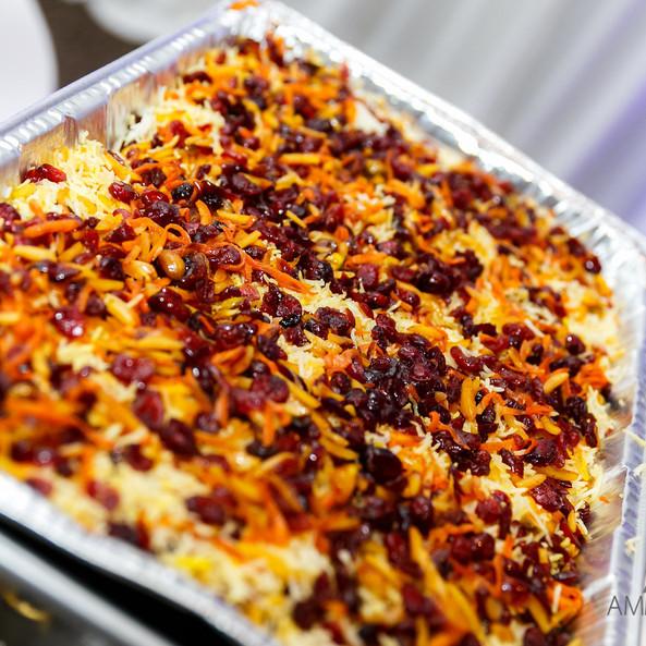 Halal Wedding Catering