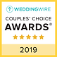 Weddinwire, Couples Choice Awards 2019, logo, Wedding Planner, Venue in Houston,  Website, Luxury Venue,