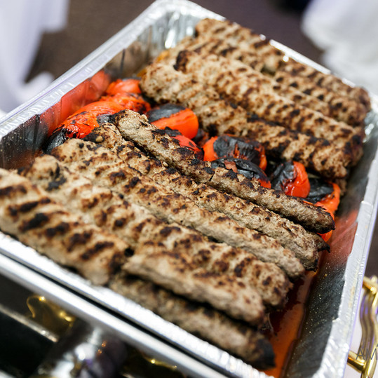 Persian Wedding Catering